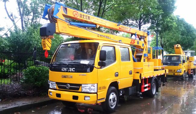 东风高空作业车(14―16米)